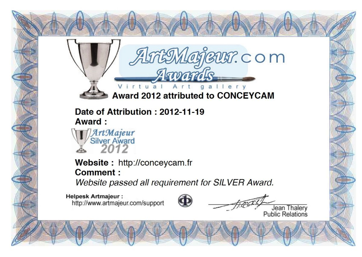 artmajeur art award 2012